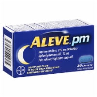 Aleve PM Tablets