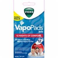 Vicks VapoPad Refill Family Pack