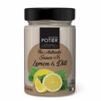 Christian Potier Lemon & Dill Sauce