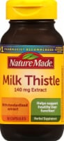 Nature Made Milk Thistle Capsules 140mg