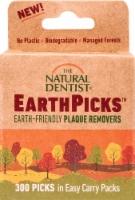 The Natural Dentist Eath Picks