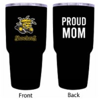 Wichita State Shockers  Proud Mom 20 oz Insulated Stainless Steel Tumblers - 1