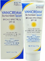 Vanicream  Sunscrren Sport SPF 35
