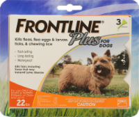 Frontline Plus Small Dogs Flea & Tick