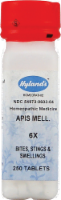 Hyland's Homeopathic Apis Mellifica 6X Bites Stings & Swellings