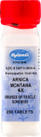 Hyland's Arnica Montana 6x Bruises or Muscle Soreness