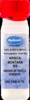 Hyland's Arnica Montana 6x Bruises or Muscle Soreness - 250 ct