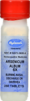 Hyland's Arsenicum Album 6x Burning Nasal Discharge or Diarrhea Tablets