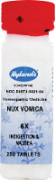 Hyland's Nux Vomica 6x Indigestion & Nausea Tablets