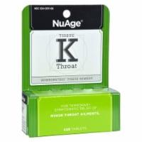 Hyland's  NuAge® Tissue K Throat
