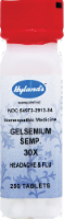 Hyland's Homeopathic Gelsemium Sempervrns 30X Tablets