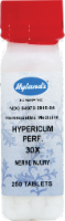 Hyland's Homeopathic Hypericum Perforatum 30x Nerve Injury Tablets