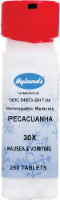 Hyland's Homeopathic Ipecacuanha 30x Nausea & Vomiting Tablets