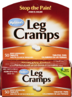 Hyland's Homeopathic Leg Cramps Tablets 50 Count