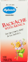 Hyland's Back Ache Relief Formula with Arnica