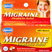 Hyland's Homeopathic Migraine Headache Relief