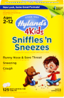 Hyland's 4 Kids Sniffles 'n Sneezes Tablets