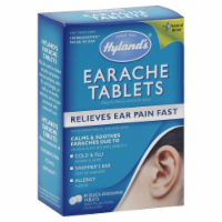 Hylands's Homeopathic Earache Relief Tablets