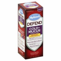 Hyland's Homeopathic Defend Cold & Mucus
