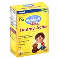 Hyland's 4Kids Homeopathic Tummy Ache Tablets