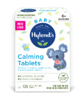 Hyland's Baby Calming Quick Dissolving Tablets - 125 ct