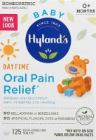 Hyland's Baby Oral Pain Relief Tablets 65mg