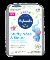 Hyland's 4 Kids Stuffy Nose & Sinus Tablets - 50 ct