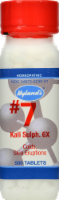 Hyland's Homeopathic #7 Kali Sulphuricum 6X Tablets