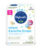 Hyland's Baby Homeopathic Infant Earache Drops - 0.33 fl oz