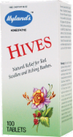 Hylands Homeopathic Hives Tablets