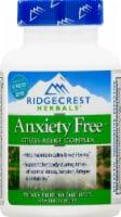 Ridgecrest Herbals Anxiety Free Capsules