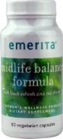 Emerita Midlife Balance Formula Vegetarian Capsules