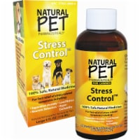 King Bio Natural Pet Anxiety & Stress For Canines Large, 4 Ounces - 4