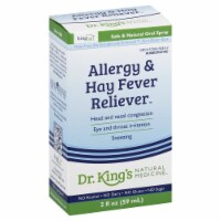 Dr. King's Allergy & Hay Fever Reliever