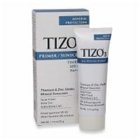 TIZO Primer Mineral Sunscreen Tinted SPF 40