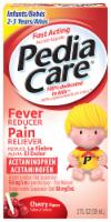 PediaCare Cherry Flavor Fever Reducer Pain Reliever