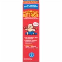 Boudreaux's Maximum Strength Butt Paste Diaper Rash Ointment