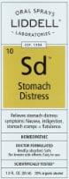 Liddell Laboratories Stomach Distress Oral Spray