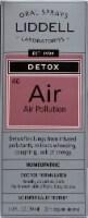 Liddell Laboratories Detox Air Pollution Oral Spray