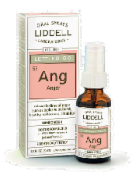 Liddell Laboratories Letting Go Anger Oral Spray