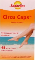 Sanhelios Circu Caps™ Dietary Supplement