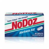 NoDoz Alertness Aid Extra Strength Fast Acting Caplets