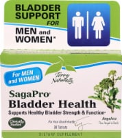 Terry Naturally SagaPro Bladder Health Tablets - 30 ct