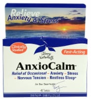 Terry Naturally AnxioCalm Tablets