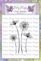 Fairy Hugs Stamps - Fantasy Flowers - 1