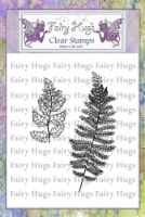 Fairy Hugs Stamps - Fern Leaves - 1