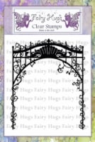 Fairy Hugs Stamps - Fairy Gate - 1