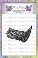 Fairy Hugs Stamps - Row Boat - 1