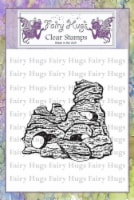 Fairy Hugs Stamps - Rock Formation - 1