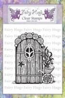 Fairy Hugs Stamps - Mermaid Door - 1